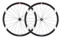 3T Discus Plus C25 Pro Set W/Wtb Tires  Aluminum-clincher