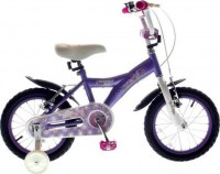 Bonanza Little Lady 14''  purple|white