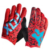Fox Demo Glove extra large red