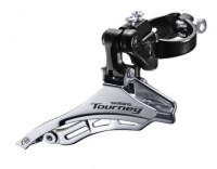 Shimano Tourney FD-TY300 3x7/8sp 34.9mm Top Swing/Dual Route