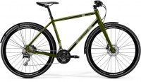 Merida Crossway Urban 20D 700c (520mm) large green|silver|green