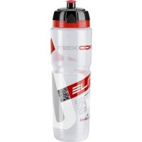 Elite MaxiCorsa 950ml  Clear|Logo Red