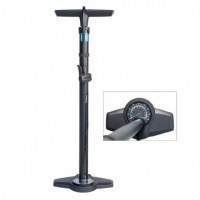 Pro Floorpump Touring Steel Barrel 160psi