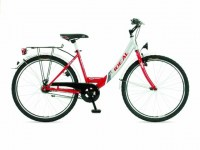 Ideal V-Track Wave Combi Nexus-7sp 26'' (430mm)  silver|red