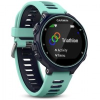 Garmin Forerunner 735XT  Midnight| Frost blue