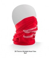 CompresSport Thermo Headtube  red