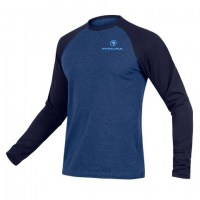 Endura One Clan Raglan L/S medium Blue Navy