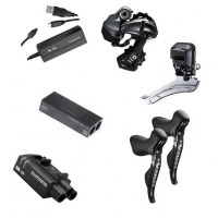 Shimano Ultegra 6870 Di2 Upgrade Kit 2x11sp
