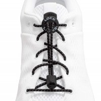 Lock Laces  Black