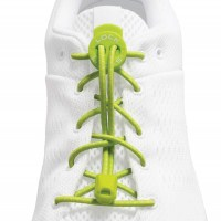 Lock Laces  Sour Green Apple