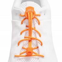 Lock Laces  Orange