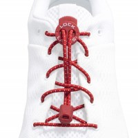 Lock Laces  Red
