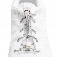 Lock Laces  White