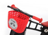 Kids Bike Basket  red