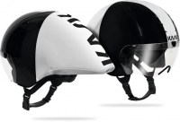 Kask Mistral (55-58cm) medium 240/black|white