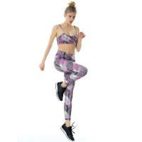 Baya Sporty Set Long  Magenta/Black/White