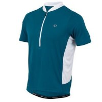 Pearl iZUMi Quest Tour Jersey xxx large mykonos blue|white