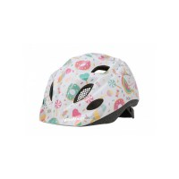 Polisport Junior Helmet (48-52cm)+bottle  Lolipops