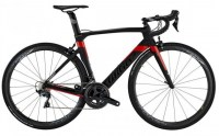 Wilier Triestina Cento1Air (H:520mm|L:555mm) large a13 Black|Red|Matt MY18