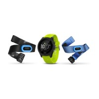 Garmin Forerunner 935 Tri Bundle  black/grey