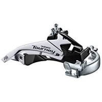 Shimano Tourney FD-TY500 3x7/8sp 34.9mm Top Swing/Dual Route