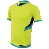 Pearl iZUMi Jersey Pursuit Short Sleeve Men small 5ba-limepunch