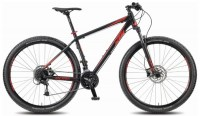 KTM Ultra Fun 29'' (430mm) small/medium black|red
