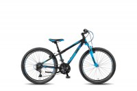 KTM Wild Cross 24.18  matt black|blue