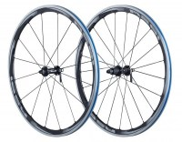 Shimano WH-RS81-C35-CL 700c 10/11sp /w tires  Clincher Set