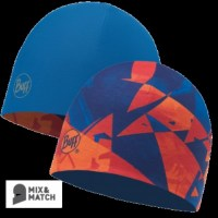 Buff Reversible Hat  orange/blue