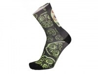Wear MB D'Arte Socks (No41-46)  black skull