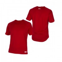 Z3r0d Technical T-Shirt: 8LMTECTS medium red