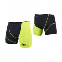 Z3r0d Boxer: 6SMBOXER large grey/fluo