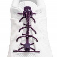 Lock Laces  Purple