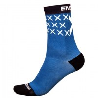 Endura Scotland Flag Sock large/xlarge