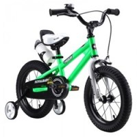 RoyalBabe Freestyle Boy 14'' green
