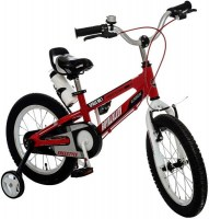 RoyalBabe Freestyle Boy 18'' red