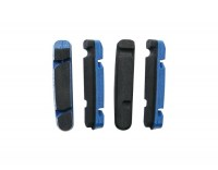 Shimano Blue Brake Pads for PEO Wheels DA  4 pcs