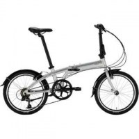 Tern Link A7 [incl Fenders]  silver