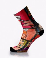 Wear MB D'Arte Socks (No36-40)  lollipop