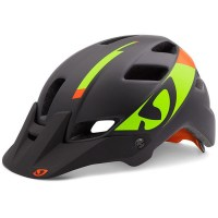 Giro Dirt Feature Mips (55-59cm)  matt black|lime|flame