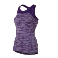 Pearl iZUMi Wms Flash Singlet medium 3zw-blackberry