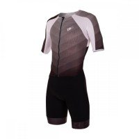 Z3R0D Racer TT Suit Man  Black