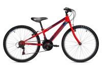 Clermont Freeland 18sp 24''  red