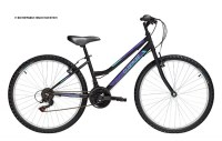 Clermont Magusta 18sp 24''  black