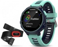 Garmin Forerunner 735XT Run Bundle  blue frost blue