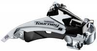 Shimano Tourney FD-TY510 3x7/8sp 34.9mm Top Swing/Dual Pull