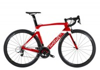 Wilier Triestina Cento1Air (L:570mm)  red|white glossy