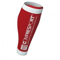 CompresSport Calf R2 v2.0 calf:42-46cm  Red