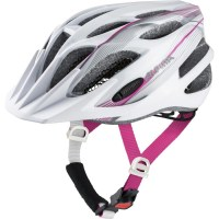 Alpina-Sports Fb Jr. 2.0 Flash White-Pink-Silver (50-55cm)